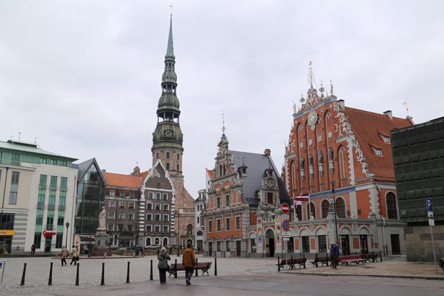 リガ旧市街(Historic Centre of Riga)