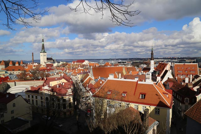 タリン歴史地区(Historic Centre (Old Town) of Tallinn)