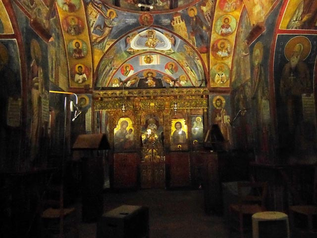 トロードス地方の壁画聖堂群(Painted Churches in the Troodos Region)